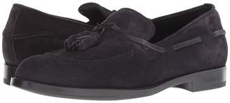 Ermenegildo Zegna Suede Tassel Loafer Men's Shoes