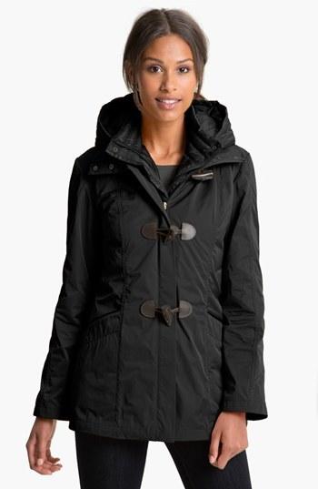 Rainforest Packable Jacket with Down Vest