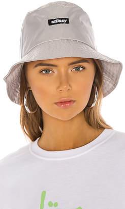 Stussy Langley Shiny Bucket Hat