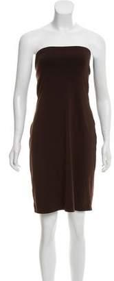 Susana Monaco Strapless Mini Dress