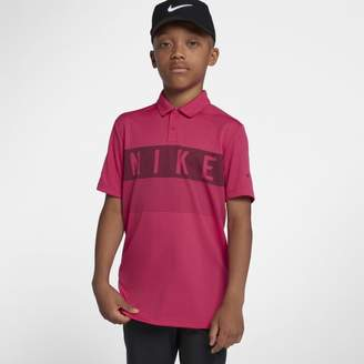 Nike Dri-FIT Older Kids'(Boys') Golf Polo