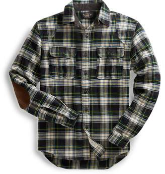 Ralph Lauren Plaid Cotton Twill Workshirt