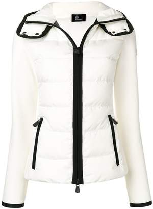 Moncler padded contrast jacket