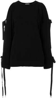 Dondup cold shoulder T-shirt