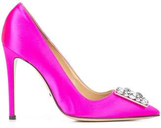 Paul Andrew Otto embellished pumps