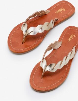Boden Clementine Flip Flops