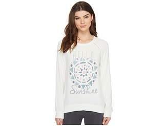PJ Salvage Hello Sunshine Novelty Sweater Women's Sweater