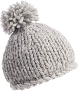 Nirvanna Designs Chunky Knit Pompom Beanie