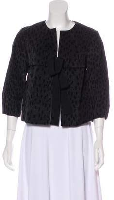 MICHAEL Michael Kors Patterned Lightweight Jacket