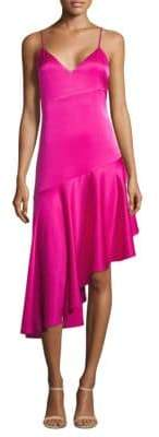 Misha Collection Madelyn V-Neck Dress