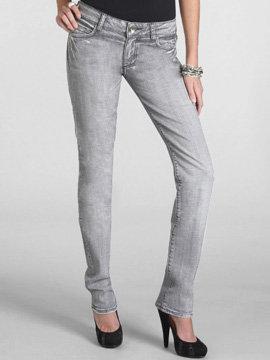 Zip Pocket Skinny Jean