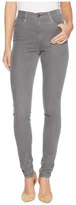 AG Adriano Goldschmied Farrah Skinny in Sulfur Autumn Fog Women's Jeans