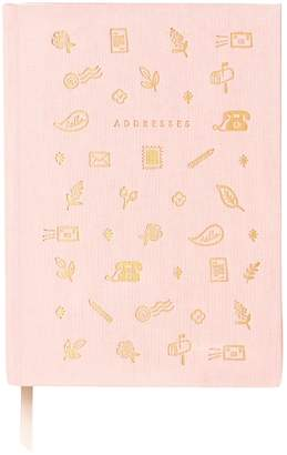 Rifle Paper Co. Blush Address Book