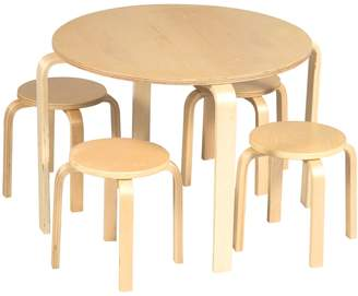 Guidecraft Nordic Table Set