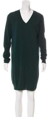 MM6 MAISON MARGIELA Wool Knee-Length Dress