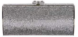 Judith Leiber Crystal-Embellished Evening Clutch