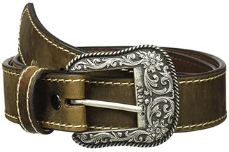 Ariat Classic with Heavy Stitch Belt