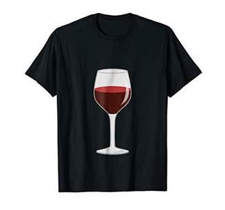 Huge Glass of Wine T-Shirt Cabernet Merlot Pino Noir