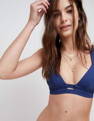 Vitamin A Traingle Bikini Top