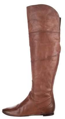 Pre-owned - Leather boots Alberto cRRIjacvt