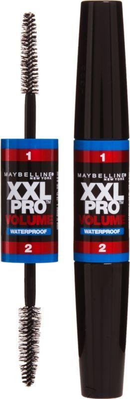 Maybelline XXL Volume Waterproof Mascara
