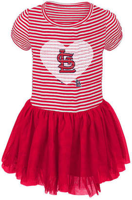 Outerstuff St. Louis Cardinals Celebration Tutu Dress, Infant Girls (12-24 Months)