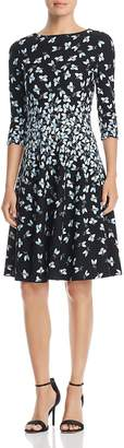 Leota Ilana Floral-Print Dress