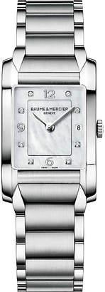 Baume & Mercier M0A10050 Hampton diamond watch