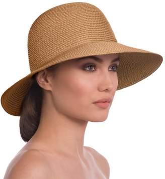 Eric Javits Luxury Fashion Designer Women's Headwear Hat - Squishee IV