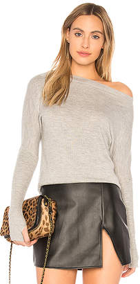 Sen Cortina One Shoulder Top