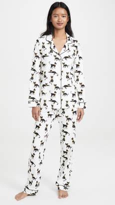 Bedhead Pajamas Cairo Kitten Classic PJ Set