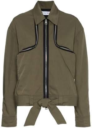 J.W.Anderson two-way zip detail jacket