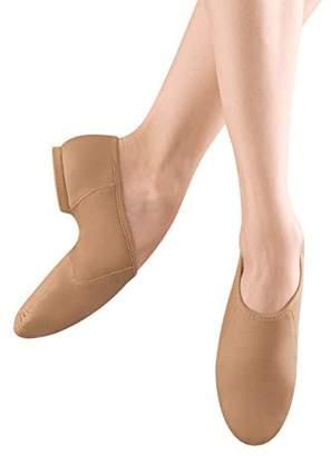Bloch Women's Neo Flex Slip On Jazz Shoe,8 M