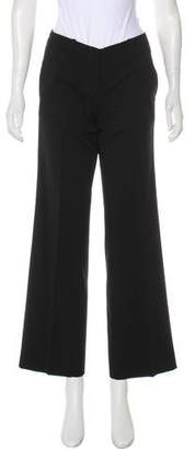 Incotex Virgin Wool Mid-Rise Pants
