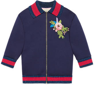 Children's sweatshirt with rose $595 thestylecure.com
