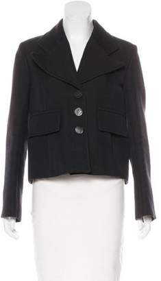 Acne Studios Knit Button-Up Jacket