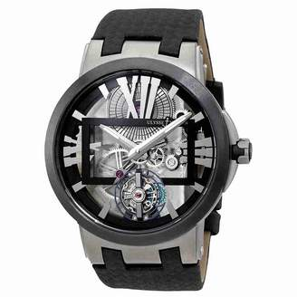 Ulysse Nardin Executive Tourbillon Tourbillon Men's Watch 1713-139