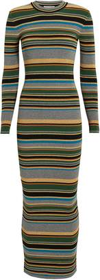 Ronny Kobo Tilda Striped Dress