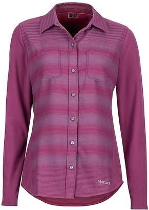 Marmot Lani Flannel Shirt - Long-Sleeve - Women's