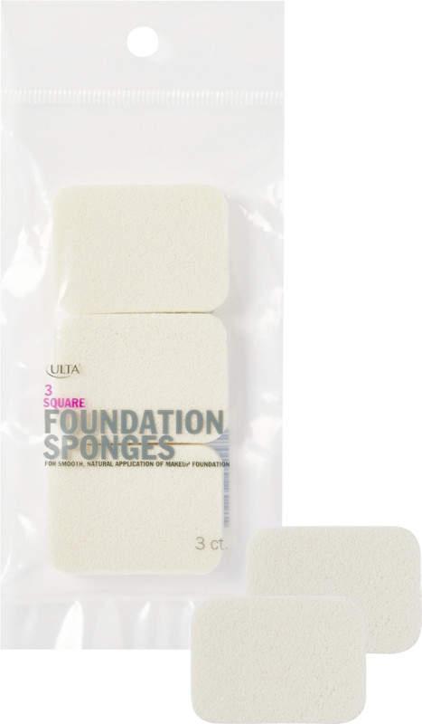 Ulta Square Foundation Sponges