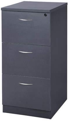 Millan 3 Drawer Filing Cabinet