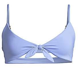 L-Space LSpace Women's Sensual Solids Flashback Bikini Top