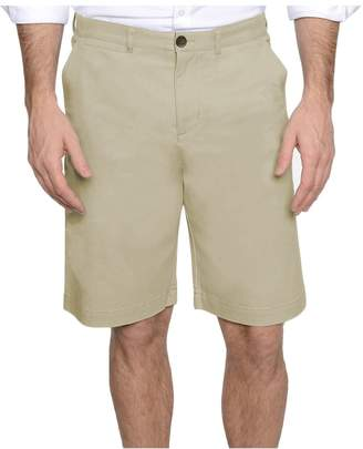 Jachs NY Mens Stretch Sateen Flat Front Shorts