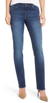 Women's Dl1961 Coco Curvy Straight Leg Jeans $178 thestylecure.com