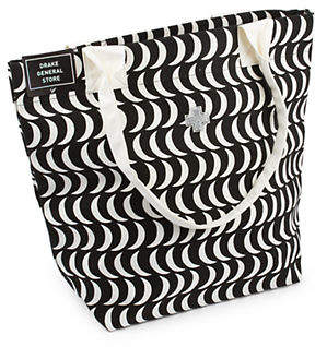 DRAKE GENERAL STORE Moon Canvas Classic Tote