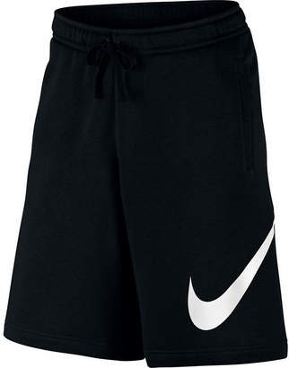 Nike Fleece Workout Shorts Big and Tall