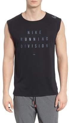 Nike Dry Rise 365 Sleeveless Running Top