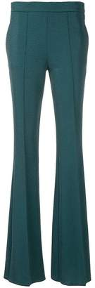 Marco De Vincenzo flared pleated trousers