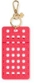 Kate Spade Caning ID Clip