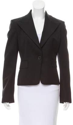 Michael Kors Virgin Wool Skirt Suit
